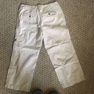 Eddie Bauer cargo shorts